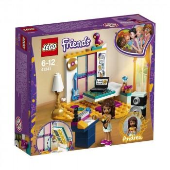 LEGO Friends Комната Андреа 41341