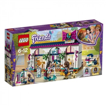 Конструктор LEGO Friends Магазин аксессуаров Андреа 41344