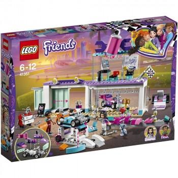 Конструктор LEGO Friends Мастерская по тюнингу автомобилей 41351 (УТ)