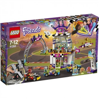 LEGO Friends Большая гонка 41352
