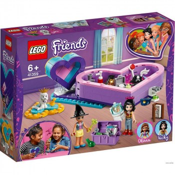 Конструктор LEGO Friends Большая шкатулка дружбы 41359