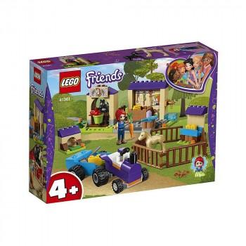 Конструктор LEGO Friends Конюшня для жеребят Мии 41361