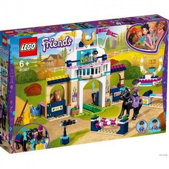 Конструктор LEGO Friends Соревнования по конкуру 41367