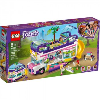 Конструктор LEGO Friends Автобус для друзей 41395