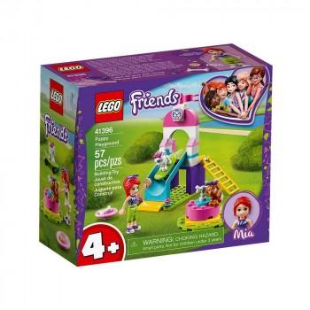 LEGO Friends Игровая площадка для щенков 41396