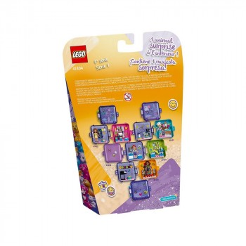 LEGO Friends Игровая шкатулка Эммы 41404