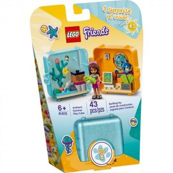 Конструктор LEGO Friends Летняя игровая шкатулка Андреа 41410