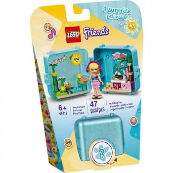 Конструктор LEGO Friends Летняя игровая шкатулка Стефани 41411