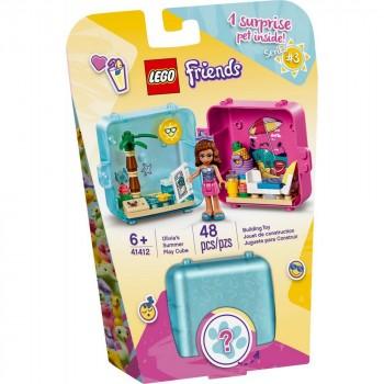 Конструктор LEGO Friends Летняя игровая шкатулка Оливии 41412