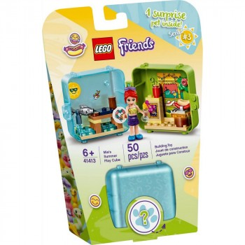 Конструктор LEGO Friends Летняя игровая шкатулка Мии 41413