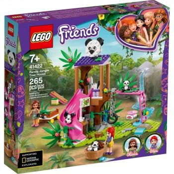 Конструктор LEGO Friends Джунгли Домик для панд на дереве 41422
