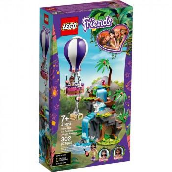Конструктор LEGO Friends Джунгли Спасение тигра на воздушном шаре 41423