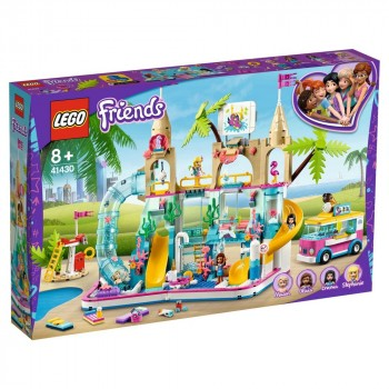 LEGO Friends Летний аквапарк 41430