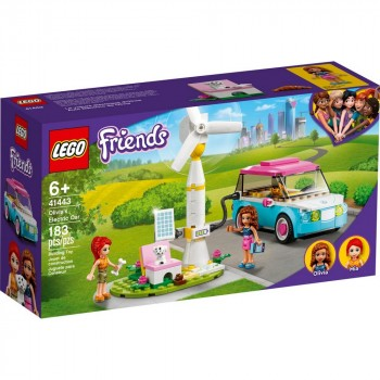Конструктор LEGO Friends Электромобиль Оливии 41443