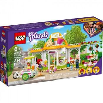 Конструктор LEGO Friends Органическое кафе Хартлейк-Сити 41444