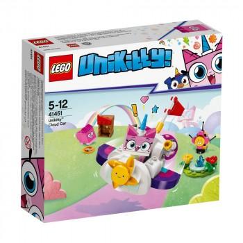 LEGO Unikitty Машина-облако Юникитти 41451