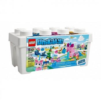 Конструктор LEGO Unikitty Коробка кубиков для творческого конструирования «Королевство» 41455