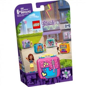 Конструктор LEGO Friends Кьюб Оливии для игр 41667