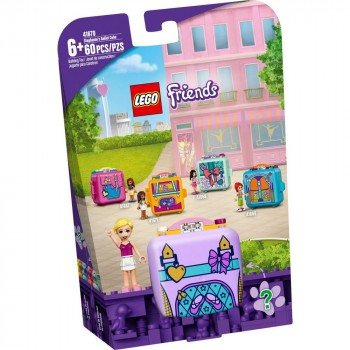 Конструктор LEGO Friends Кьюб для балета Стефани 41670