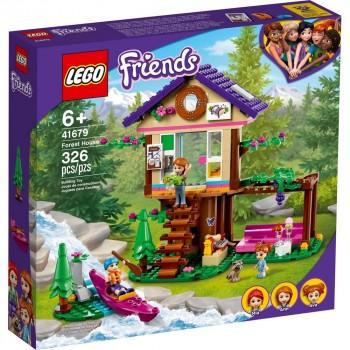 Конструктор LEGO Friends Домик в лесу 41679