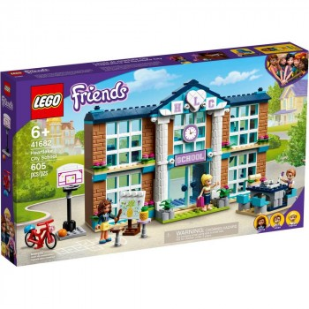 Конструктор LEGO Friends Школа Хартлейк Сити 41682