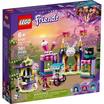 Конструктор LEGO Friends Киоск на волшебной ярмарке 41687