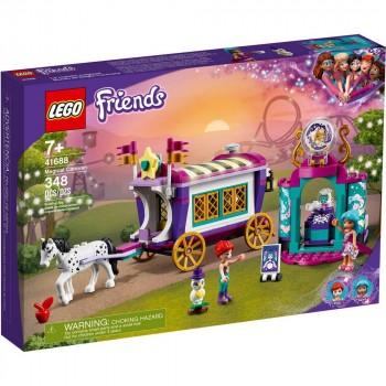 Конструктор LEGO Friends Волшебный фургон 41688