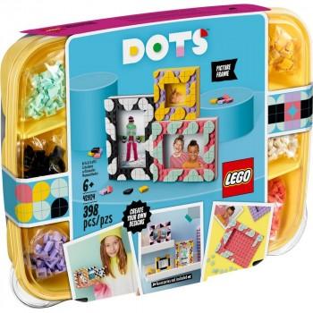 Конструктор LEGO DOTS Креативные фоторамки 41914