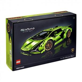 Конструктор LEGO Technic Lamborghini Sián FKP 37 42115