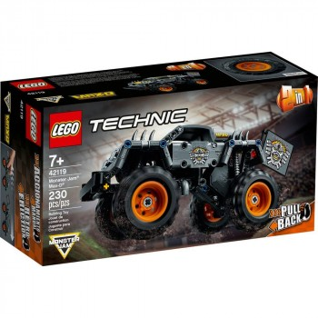 Конструктор LEGO Technic Monster Jam Max-D 42119
