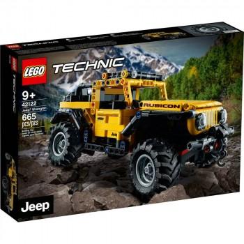 Конструктор LEGO Technic Jeep Wrangler 42122
