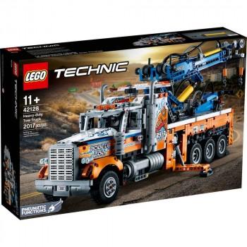 Конструктор LEGO Technic Грузовой эвакуатор 42128