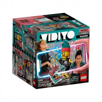 Конструктор LEGO VIDIYO Битбокс Панка Пирата 43103