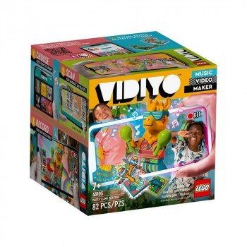 Конструктор LEGO VIDIYO Битбокс Любителя вечеринок Л.Л.А.М.А 43105