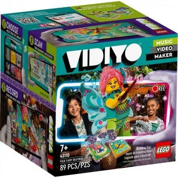 Конструктор LEGO VIDIYO Folk Fairy BeatBox Битбокс Феи Фолка 43110
