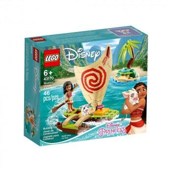 Конструктор LEGO Disney Princess Морские приключения Моаны 43170