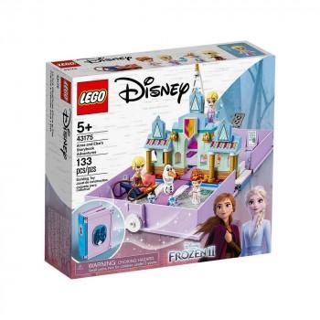 LEGO Disney Princess Книга сказочных приключений Анны и Эльзы 43175