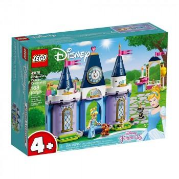 LEGO Disney Princess Праздник в замке Золушки 43178