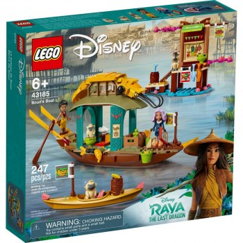 Конструктор LEGO Disney Princess Лодка Буна 43185