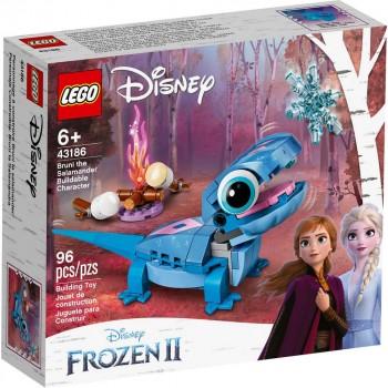 Конструктор LEGO Disney Princess Саламандра Бруни 43186
