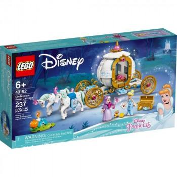 Конструктор LEGO Disney Princess Королевская карета Золушки 43192
