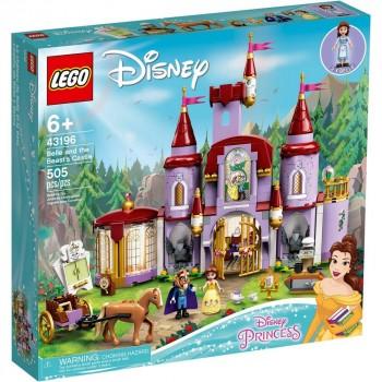 Конструктор LEGO Disney Princess Замок Белль и Чудовища 43196