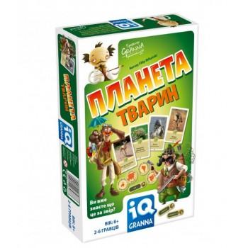 Granna IQ Планета животных 82777
