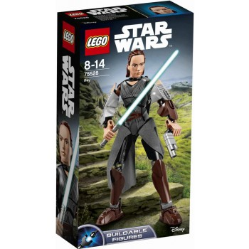 LEGO  Star Wars TM  Рей 75528