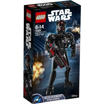 LEGO  Star Wars TM Элитный пилот истребителя TиАй 75526
