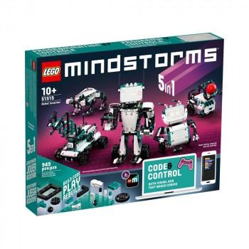 Конструктор LEGO MINDSTORMS Робот-изобретатель 51515