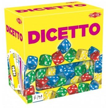 Настольная игра Tactic Dicetto (53223)