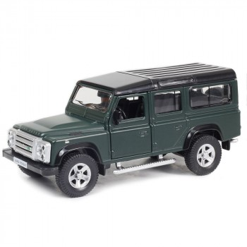 Машинка Land Rover Defender (матовая серия) (554006М(С))