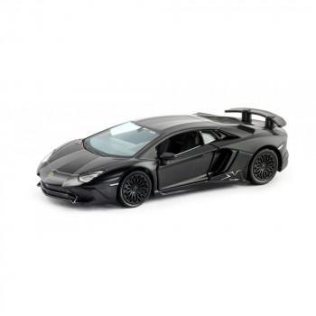 Машинка Lamborghini Aventador LP 750-4 SV  (матовая серия) (554990M)