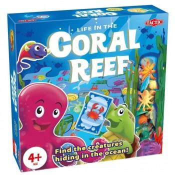 Настольная игра Tactic Коралловый риф 54546